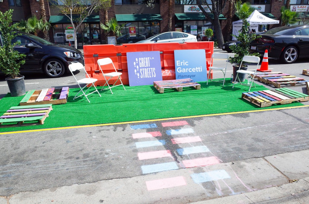 YES (Youth Envisioned Streets) for a Healthier South LA. Photo: National Health Foundation