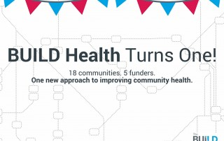 The BUILD Health Challenge Turns One!