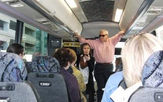 Des Moines, IA - Bus Tour