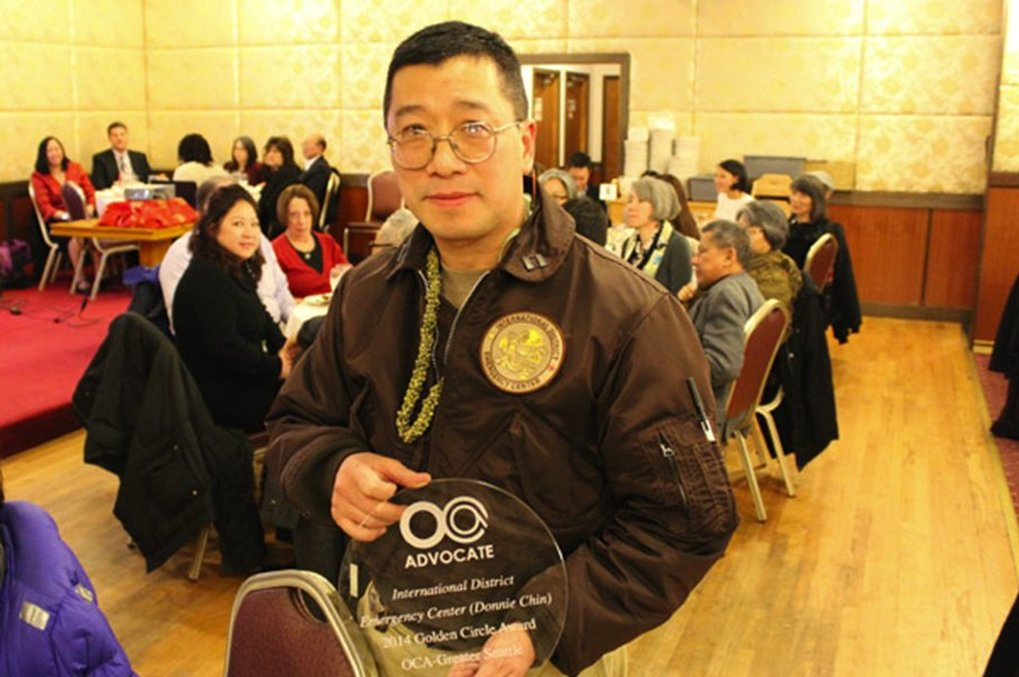 International District Emergency Center director Donnie Chin, known for his passion in protecting and caring for the Chinatown International District community, was killed on July 23. No one has been arrested in the slaying. (Courtesy of International Examiner)