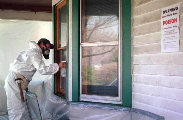 Toldeo passed an ordinance this week that requires most rentals to be inspected for lead paint and dust hazards.