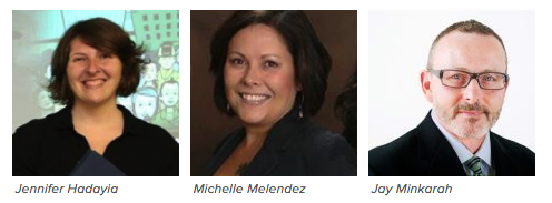 Jennifer Hadayia, Michelle Melendez, and Jay Minkarah will speak about CDFIs at the next Network Commons.